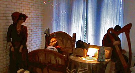 animation anniversaire enfants 7ans anniversaire d 39 elise domicile spectacle marionnette harpe. Black Bedroom Furniture Sets. Home Design Ideas